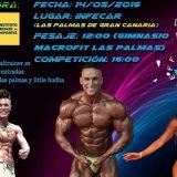 Patrocinio campeonato Canarias AEFF